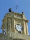 Gozo Citadel clock bells fall silent - for restoration