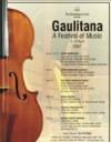 Gaulitanus Choir launches musical festival