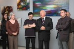 George's Art Studio inaugurated