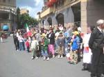 Ghajnsielem students visit Tolfa, Italy