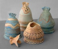 Exhibition of ceramics by Julie Apap