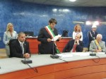 Victoria Local Council delegation visits Italy