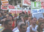 'Save Gozo' protest held in Valletta