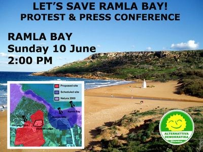 AD to hold protest meeting at Ramla Bay