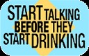 Underage drinking awareness campaign