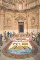 Annual Infiorata to be held in Gharb