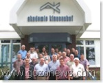 Magro Brothers executives train in Germany