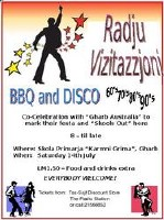 BBQ and Disco at Gharb