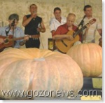 New giant pumpkin record at Nadur