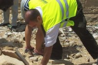 AD cleans up some of Gozo's 'third world rubbish'
