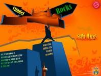 'Citadel Rocks' concert tomorrow night