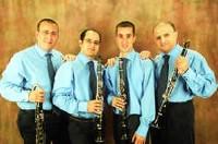 The Victoria Clarinet Quartet in concert