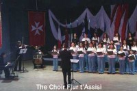 Fjur t'Assisi Choir celebrates 8th anniversary