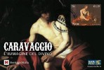 Occasion Card for 400th anniversary of Caravaggio in Malta