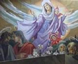 Restoration of Emvin Cremona Paintings at Ta' Pinu