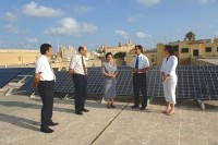 Government in Gozo running on renewable energy
