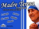 'Madre Teresa - the musical' coming to the Don Bosco Oratory