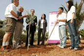 BOV's tree planting campaign to cover all of Gozo and Malta