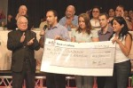 BOV makes Lm2,000 donation to the Eden Foundation