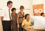 GO supports learning institutions with broadband Internet