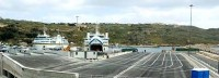 The works on Mgarr harbour terminal are finally completed