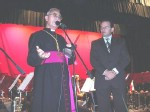Nadur Archpriest is honoured with 'Gieh in-Nadur' award