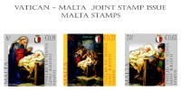 Christmas stamps to feature Giuseppe Cali's Nativity Painting