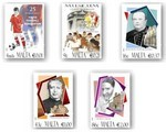 Personalities and anniversaries commemorated on stamps