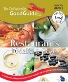 The Definitive(ly) Good Guide to Restaurants Awards 2007