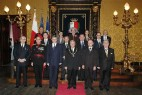 Emigrant from Nadur is honoured in Republic Day Ceremony
