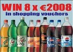 Farsons offers €2008 in shopping vouchers for eight weeks