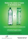 Wasteserve asks public to squash plastic bottles before disposal