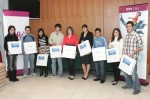 Ten students win an Apple MacBook in the BOV Club Lottery