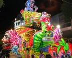 Carnival, an added attraction for Gozo, spread over twelve days