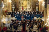 Annual Christmas Concert held at Maria Bambina Basilica