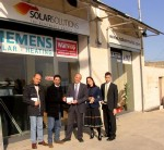 Solar Solutions joins in to support the EkoSkola Programme