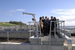 New Gozo waste water treatment plant officially inaugurated
