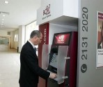 New BOV ATM installed at new Gozo Sea Passenger Terminal