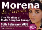 Morena and Friends in Concert at the Victoria Bus Terminus