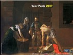 Maltapost issues latest year pack which features Caravaggio