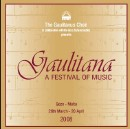 'Gaulitana a Festival of Music' in a series of twelve concerts