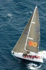 GO teams up with the Artie high-performance sailing boat