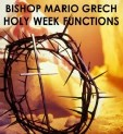 Bishop Mario Grech to lead celebrations during Holy Week