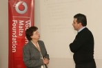 Vodafone employees benefit with stress management sessions