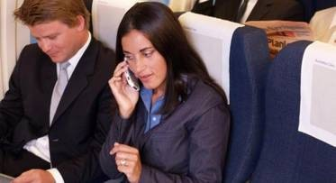 Mobile Phones On Board Air Malta Aircraft