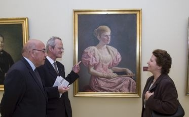 Art works from the National Collection on display in Gozo