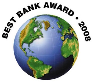 BOV named Best Bank in Malta for 2008