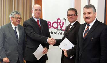 Bank of Valletta signs up as Gozo Business Chamber Partner