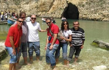 Gozo Treasure Hunt for Bank of Valletta Staff