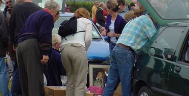 The Friends of the Sick and Elderly are holding a car boot sale at Marsalforn next Sunday
